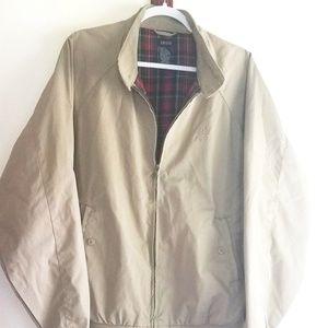 Izod retro vintage bomber jacket NWOT